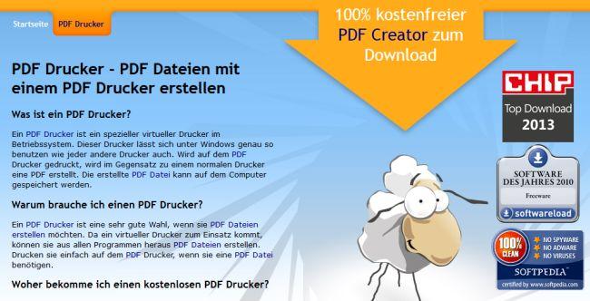 PDF24 PDF Creator - Download
