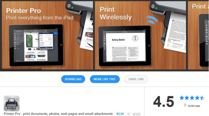 Die besten PDF Drucker Apps